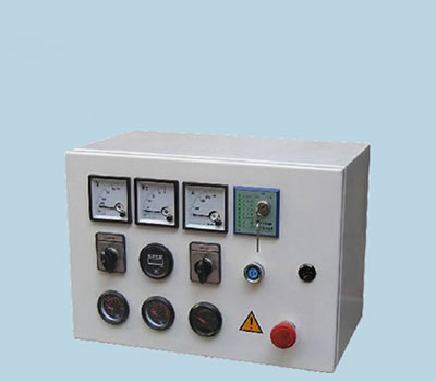 Electric room distribution cabinet